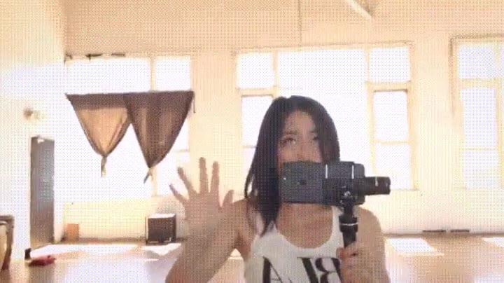 Enlace a La magia de un palo selfie con estabilizador