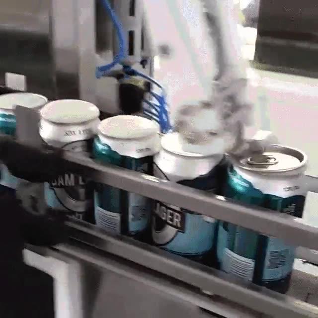 Enlace a Así es como se fabrican las latas de cerveza
