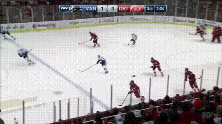 Enlace a La mejor parada reciente se ha visto en la NHL
