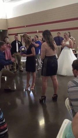 Enlace a La pedida de matrimonio más original que verás hoy