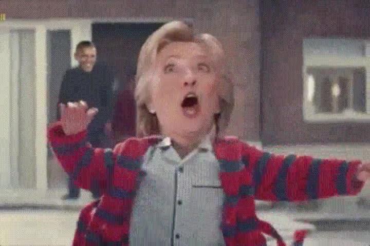 Enlace a Lo que vio Hillary la mañana después de las elecciones
