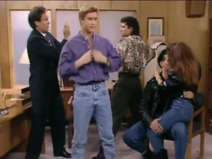 Enlace a El primer reto del maniquí lo vimos hace mucho tiempo en televisión