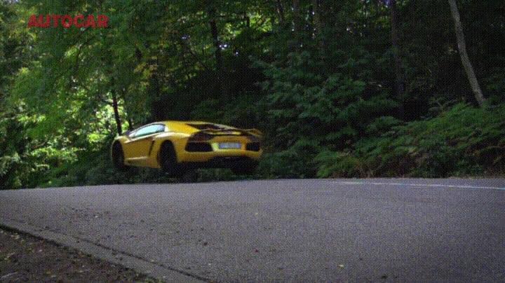 Enlace a Lamborghini activando el Modo Vuelo