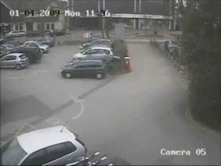 Enlace a El peor sitio en el que aparcar de todo el aparcamiento