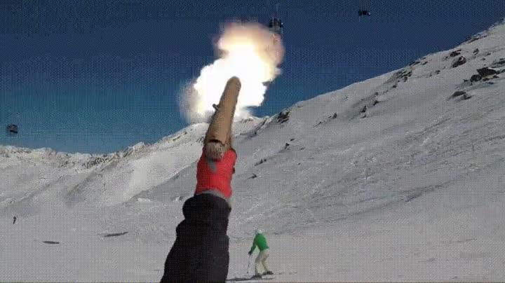 Enlace a Estación de ski diseñada por Michael Bay