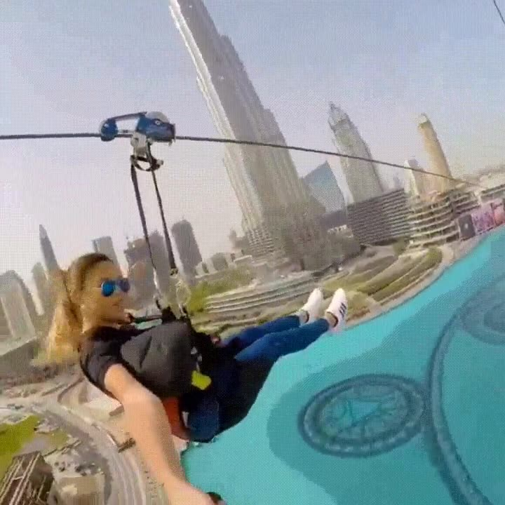 Enlace a En Dubai sí que saben pasárselo bien
