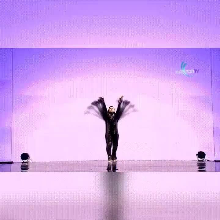 Enlace a Cuando tienes tanto talento que te haces tus propias coreografías