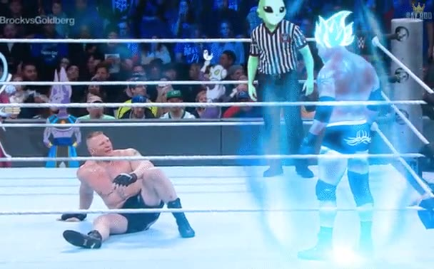 Enlace a Brock Lesnar ha encontrado a su némesis
