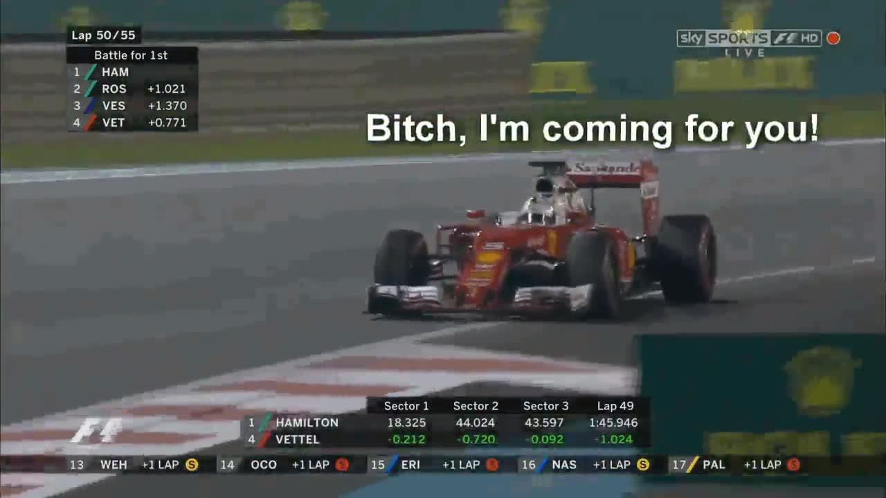 Enlace a La Fórmula 1 sería mucho más divertida si los coches hablaran
