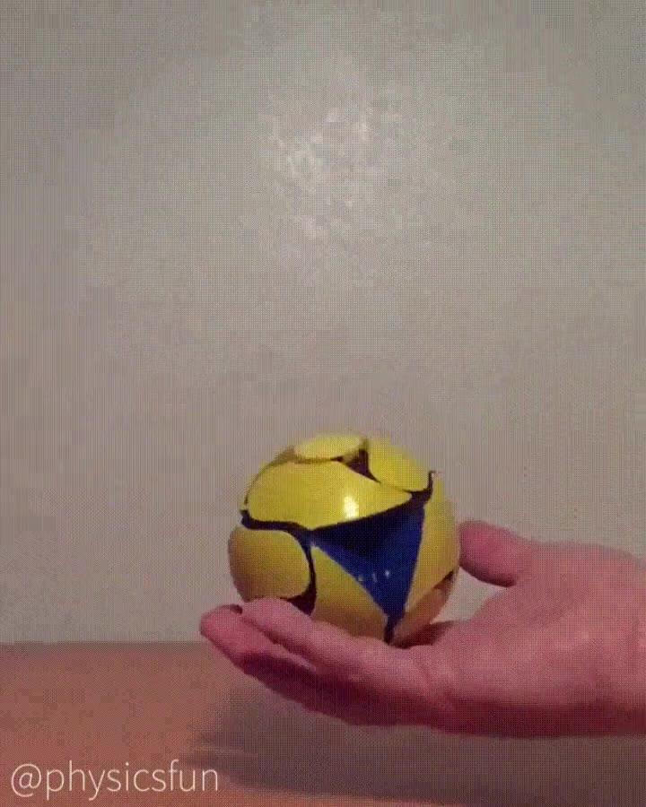 Enlace a La pelota Transformer y su funcionamiento