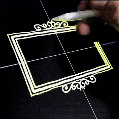 Enlace a Cómo dibujar simétricamente de la forma más cómoda
