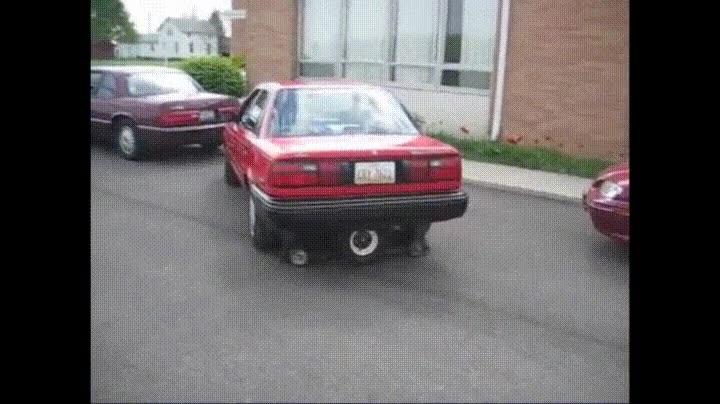 Enlace a Se acabaron los problemas aparcando
