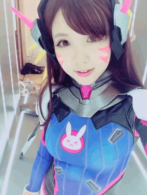 Enlace a Espectacular cosplay de D.VA (Overwatch)