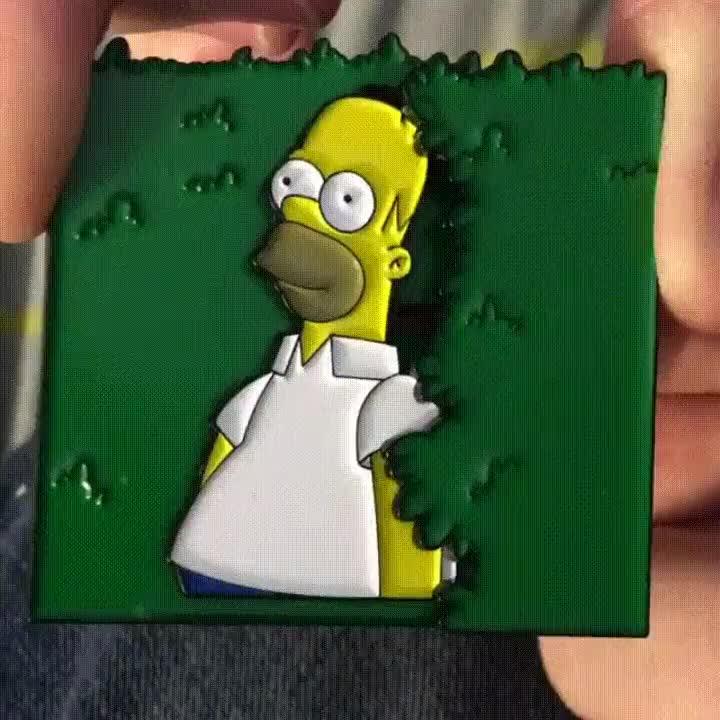 Enlace a El mejor pin que le puedes regalar a un fan de Los Simpson