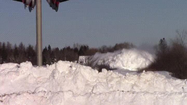 Enlace a La forma más efectiva de limpiar la nieve