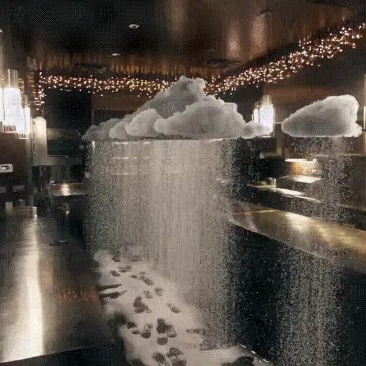 Enlace a Nieve virtual. Así de alucinantes serán nuestras casas en un futuro cercano