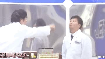 Enlace a Cuando vas al médico y el doctor te hace seguir el dedo