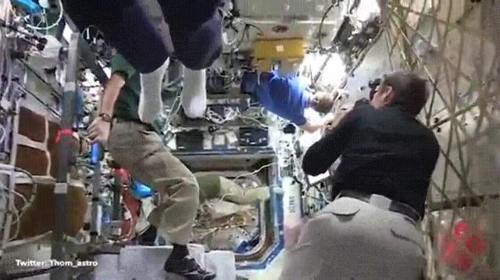 Enlace a El único que faltaba. El mannequin de la Estación Espacial Internacional