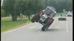 Enlace a Lleva muchos años alcanzar tal dominio del tractor