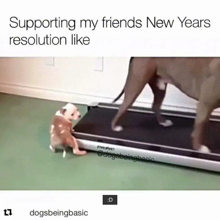 Enlace a Yo ayudando a un amigo a perder peso