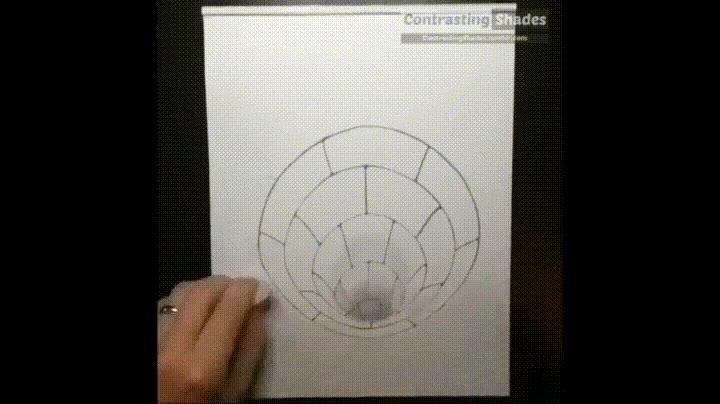 Enlace a Alucinantes dibujos que parecen cobrar vida