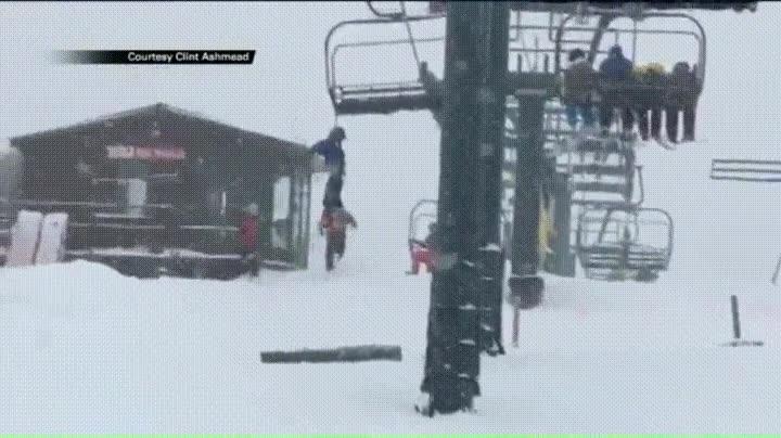Enlace a Lo peor que te puede pasar la primera vez que vas a esquiar