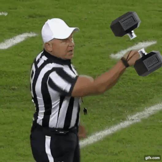 Enlace a Así entrenan algunos árbitros para estar en forma
