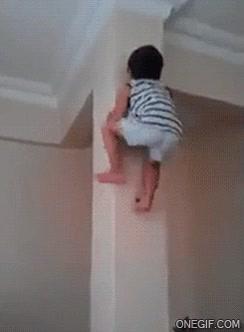 Enlace a Lo que le pasa a tu hijo cuando le muerde una araña radioactiva