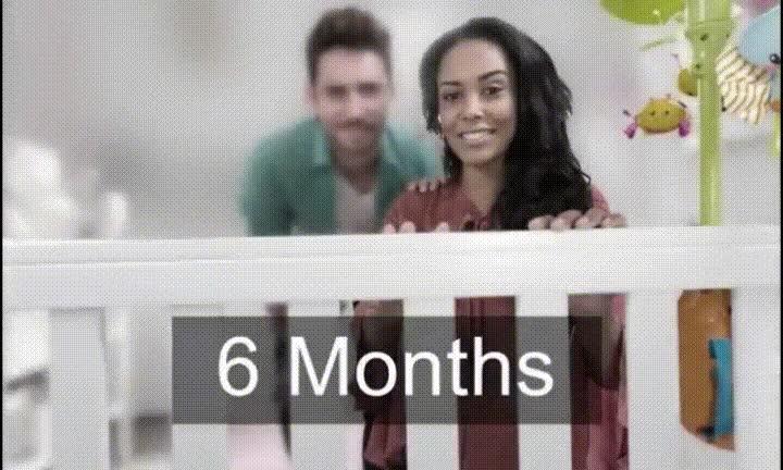 Enlace a Lo que ven los bebés durante sus primeros meses de vida