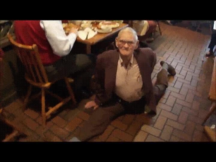 Enlace a Gente que son 87 años está más en forma que yo con 20