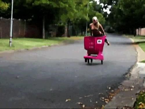 Enlace a Ahora ya sabes por qué no debes hacer la loca con un carro rosa por la calle