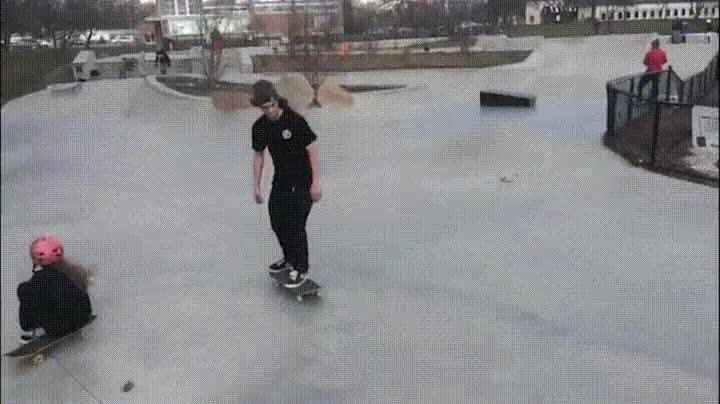 Enlace a Seguro que se le han quitado las ganas de salir de casa con el skate