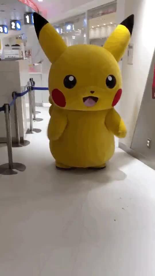 Enlace a Pikachus muy entrenados con una velocidad endiablada