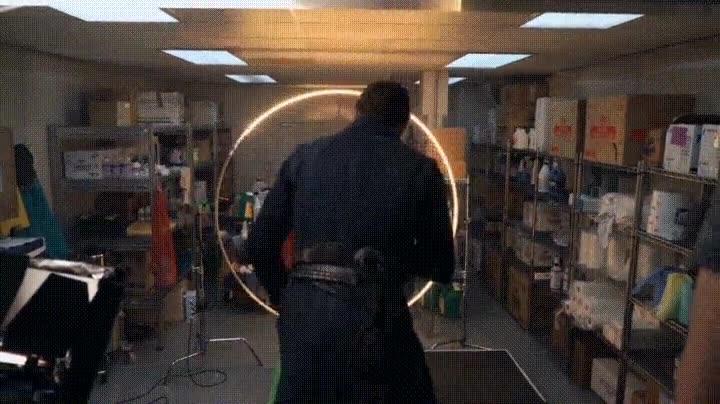Enlace a Así se grabaron algunas de las escenas más alucinantes de Doctor Strange