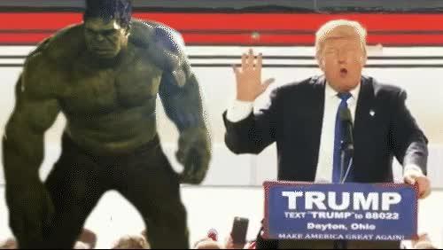 Enlace a La única persona que puede librarnos de Donald Trump