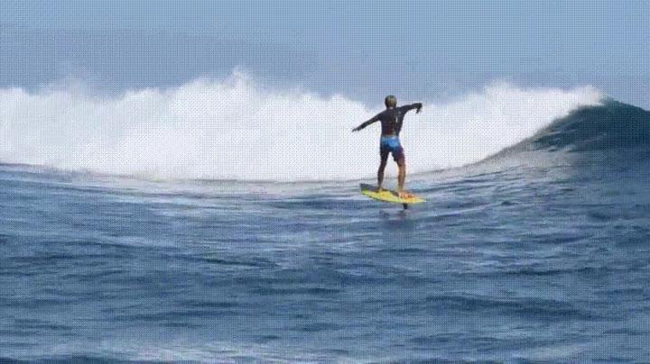 Enlace a La forma más rápida de navegar entre olas