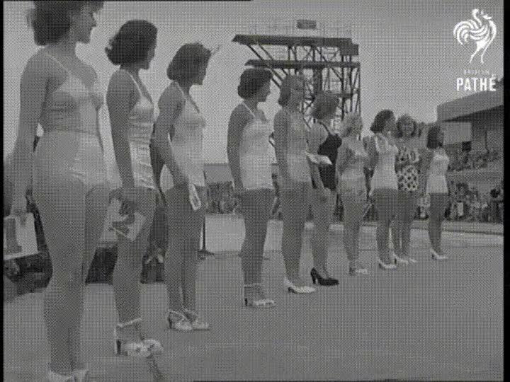 Enlace a Concurso de trajes de baño en 1951