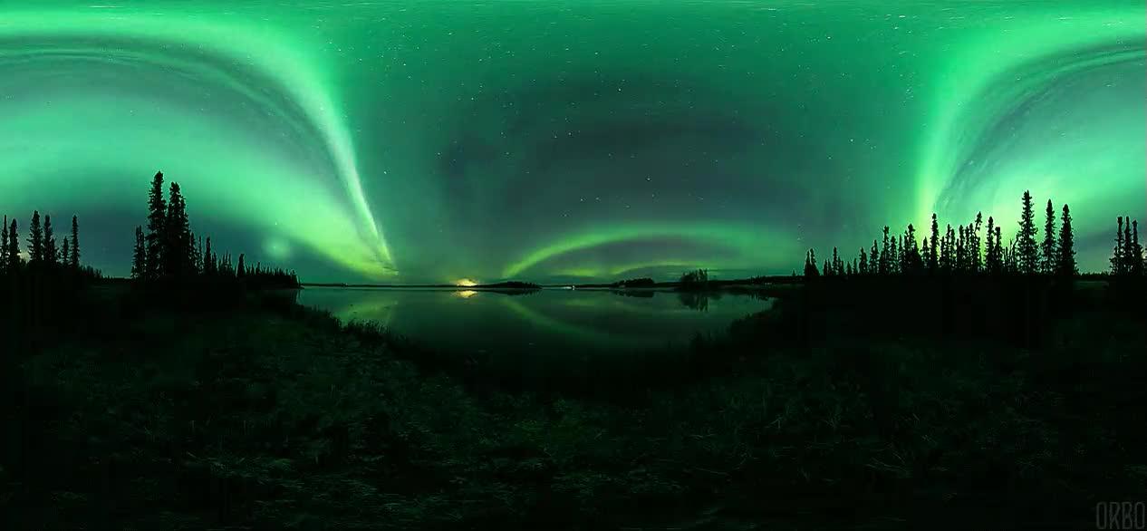 Enlace a Uno de los paisajes más bonitos que podemos ver desde la tierra
