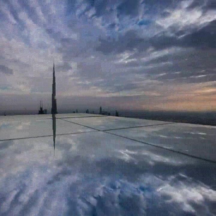 Enlace a Uno de los paisajes más espectaculares que puedes ver en Dubai