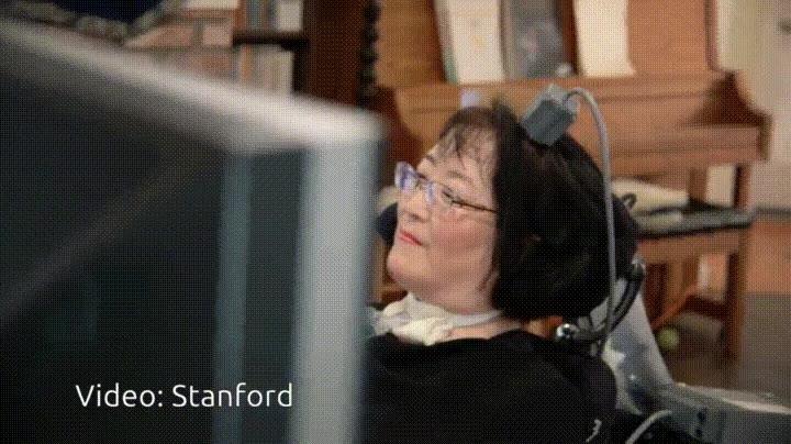 Enlace a Ahora las personas con parálisis podrán comunicarse con mayor fluidez. Bravo