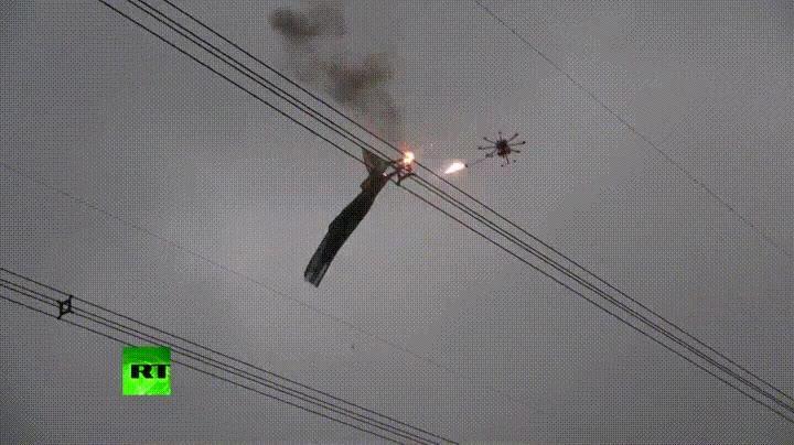 Enlace a ¿Drones con lanzallamas? En serio, dejad de inventar cosas terroríficas