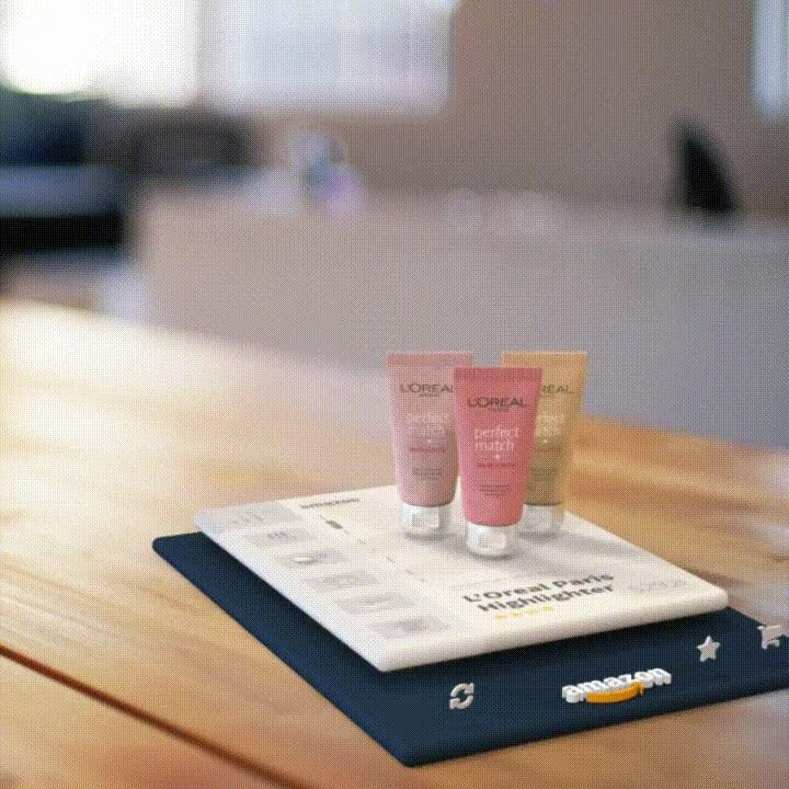 Enlace a Así será la compra del futuro, con imágenes virtuales de todos los productos