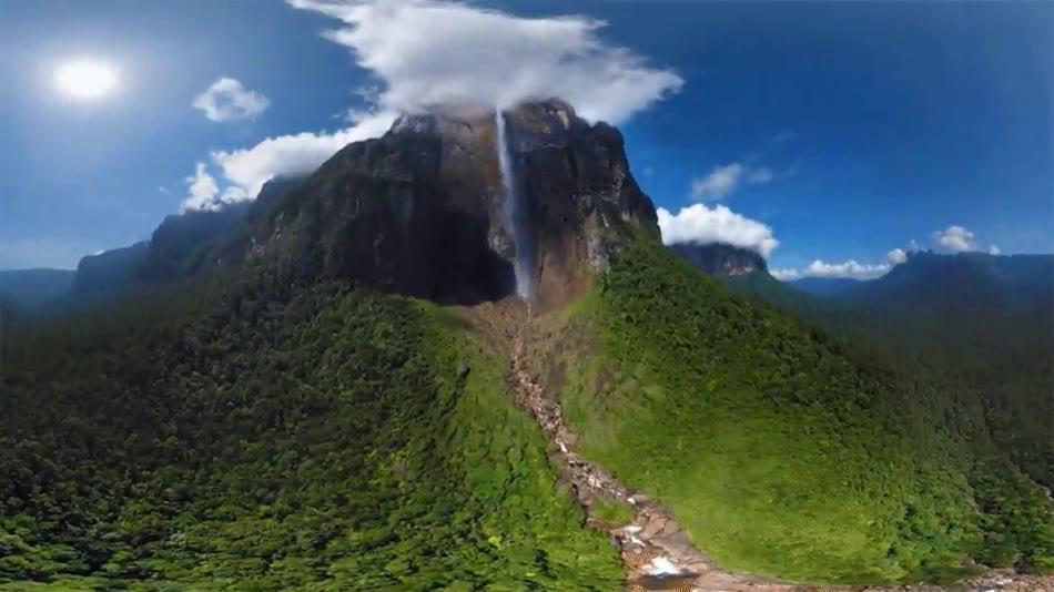 Enlace a Una forma distinta de disfrutar de la belleza de Venezuela