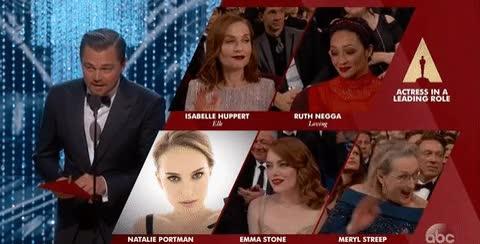 Enlace a El momento en el que Emma Stone supo que había ganado el Oscar a mejor actriz
