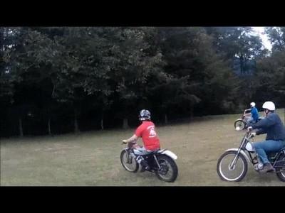Enlace a Los partidos más divertidos de fútbol los he hecho desde mi moto