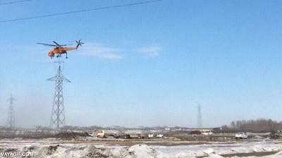 Enlace a De esta forma tan simple se transportan esas grandes torres de transmisión