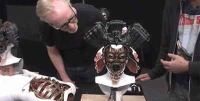Enlace a Asi se ha creado el alucinante robot geisha de Ghost in the Shell