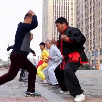 Enlace a El entrenamiento más duro que tiene que superar un maestro de las artes marciales