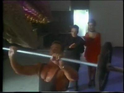 Enlace a Nunca me había fijado en la increíble fuerza de brazos de un T-Rex