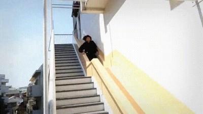 Enlace a Tendrían que colocar uno de estos al lado de cada escalera